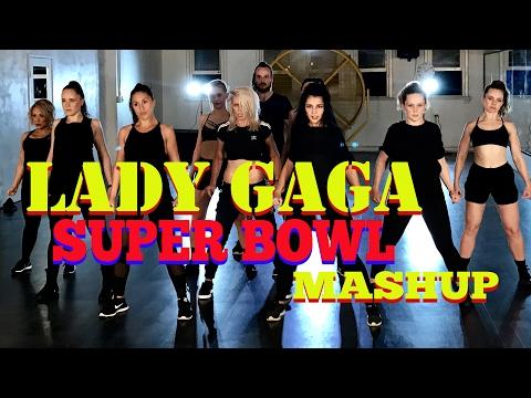 Lady Gaga Super Bowl MashUp | Jasmine Meakin (Mega Jam)