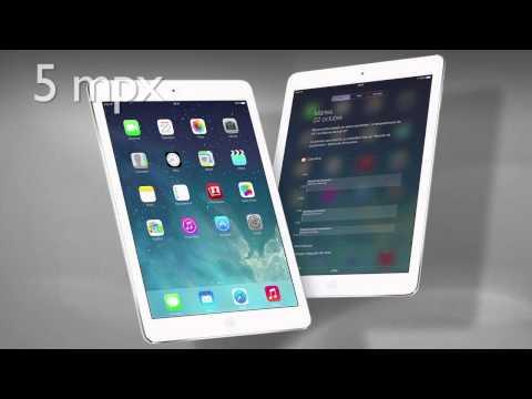 Cómo son los nuevos ipad 2013