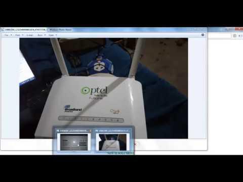 How to configure PTCL Modem | 2015-2016 | Model- DSL-2750U-2017