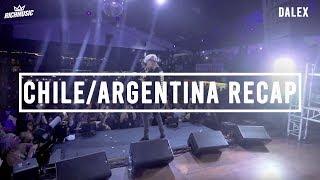 Dalex en Chile y Argentina - 08/2019 (Recap)