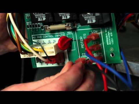 QwikSwap™ X3- Constant Torque ECM Replacement Board