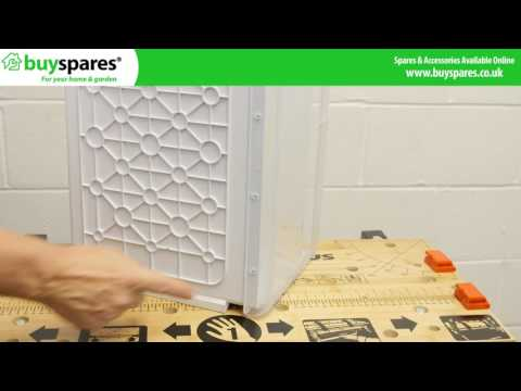 How to Fix Freezer Drawer Fronts