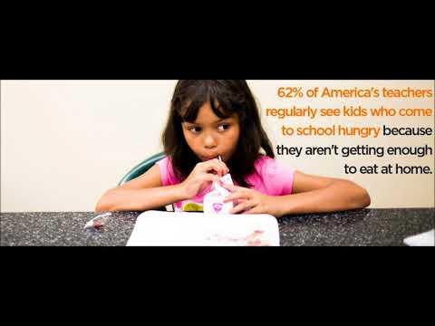 Ending Childhood Hunger in American Schools