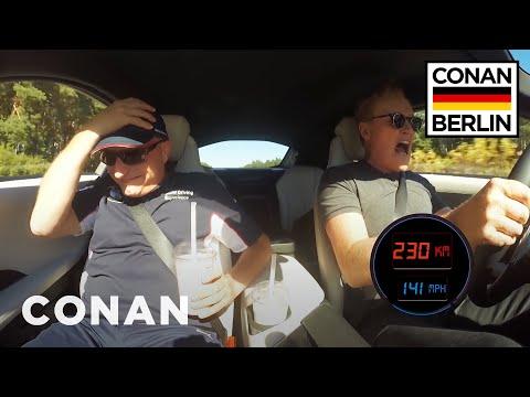 Conan's Fast & Furious Autobahn Adventure  - CONAN on TBS