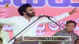 Pawan Kalyan Full Speech at Vizag - Narendra Modi, Chandrababu Naidu - Bharat Vijay Rally