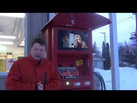 movie rental machine in subzero