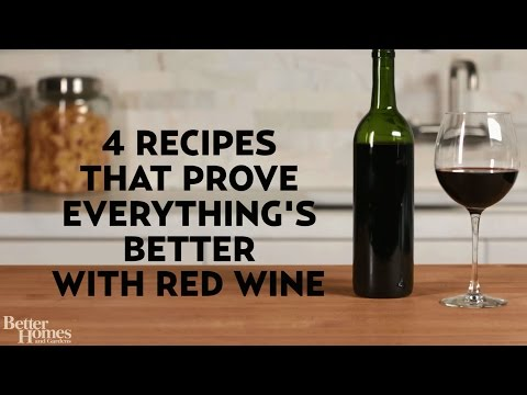 4 Recipes that Prove Everything's Better with Red Wine