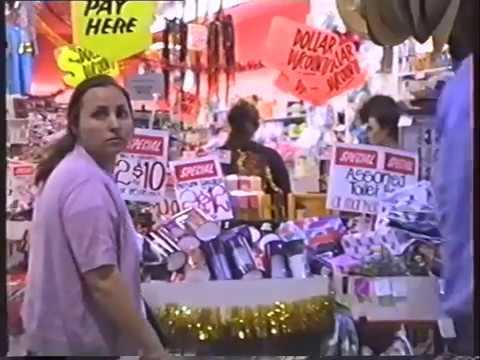Shopping Centre circa 1990