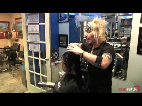 Gregg Tripp Hair Styling - Release Your Inner Rockstar