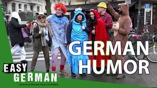 What is German Humor?   Easy German 184