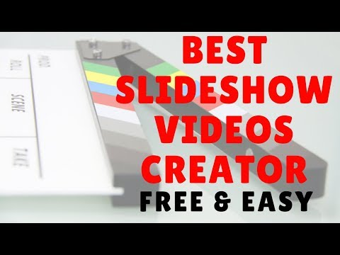How to Make a Video Slideshow with Music For Free | Best Free software download | window movie maker