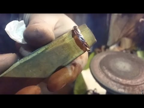 Copper Wire To A Beautiful Twisted Ring