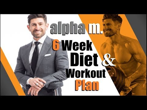 *NOW LIVE* alpha m. 6 Week Diet & Workout Plan! (Tailored | 6 Weeks To Living Lean)