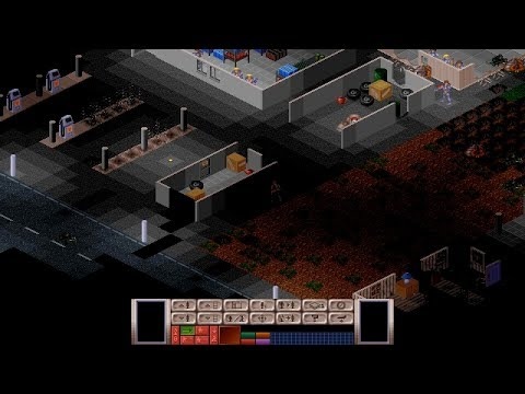 Let's Replay X-COM UFO Defence #18: Hold the Line