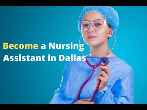 Certified Nursing Assistant Training Garland - Affordable CNA training Garland Tx