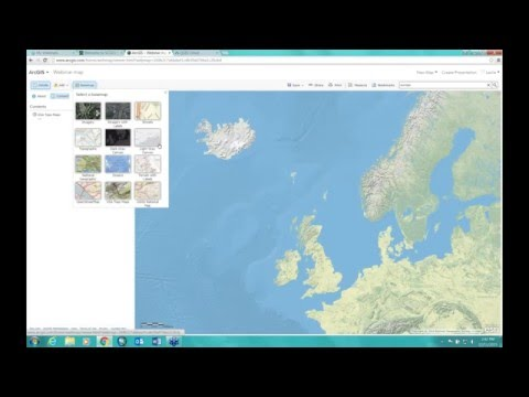 How to Create an ArcGIS Story Map