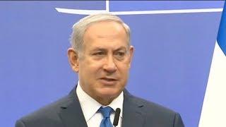 Israeli PM: US move on Jerusalem makes peace possible