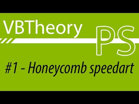 Android HoneyComb SpeedArt - Photoshop Thursdays EP1