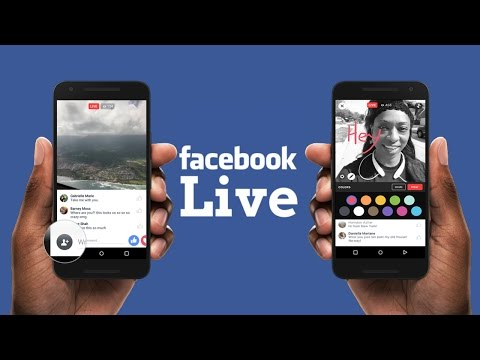 How To Change Your Video Thumbnail In A Facebook Live Video 2017