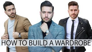 HOW TO BUILD A WARDROBE WITH BASICS   Affordable Men