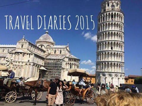 Travel Diaries 2015#Switzerland#ITALY#UAE