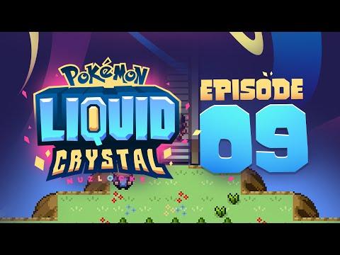 omg we found a shiny lol - Pokémon Liquid Crystal Nuzlocke w/ Supra! Episode #09