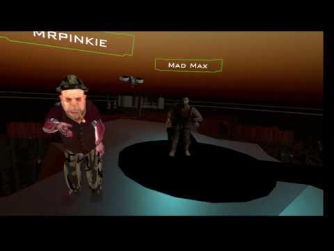 VRChat World - Surreal Hazard - Function Update - 04
