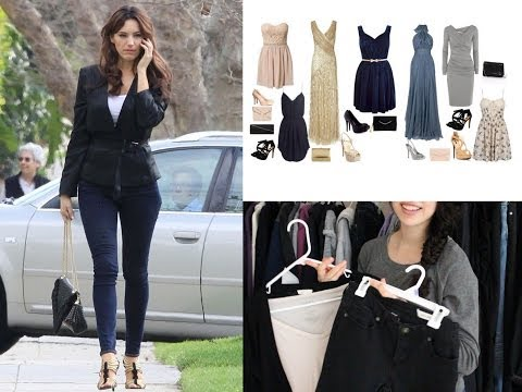 Ladylike Charm: Hip Styles for the Hourglass Body Shape- Be Your Own Stylist Series