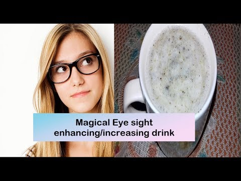 Enhance/Increase Your Eyesight | Get 20/20 Eye Vision | Get Rid From Weak Eyesight | Home Remedy