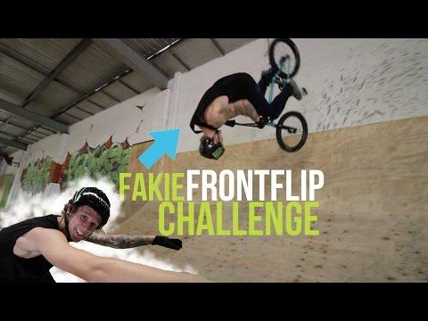 FAKIE FRONTFLIP CHALLENGE!!