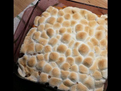 Perfect Sweet Potato Casserole