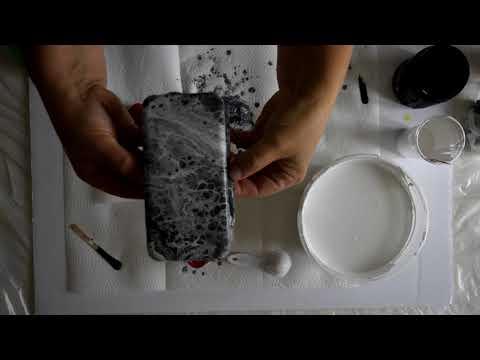 Phone Case Liquid Pour