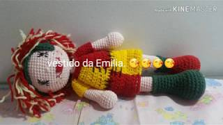Anna Amigurumi - Parte 3 - YouTube | 180x320