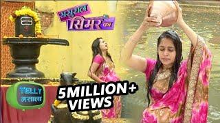 Simar Does Shuddhikaran For Her UNBORN CHILD   Sasural Simar Ka