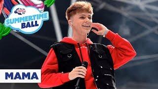 Jonas Blue feat HRVY – 'Mama'   Live at Capital's Summertime Ball 2019