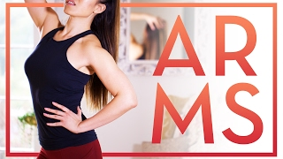 Complete Arms Workout (At Home No Equipment Exercise Routine for your Arms)