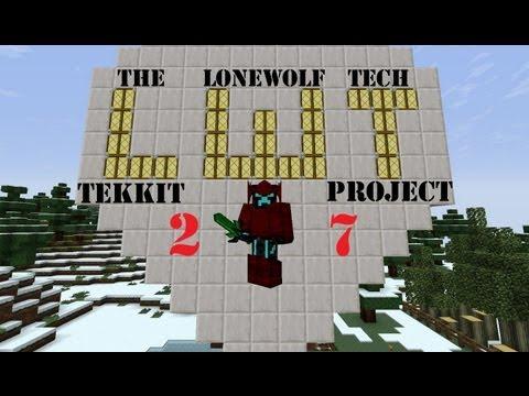 The Tekkit Project: Nuclear Reactor Part 3