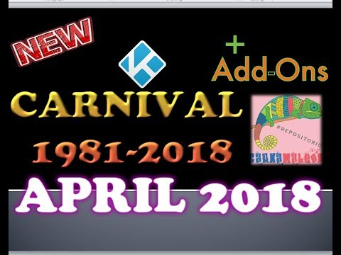 Watch CARNIVAL in SPANISH - {{CARNAVAL 1981-2018}} - Carnamaleon ADDON
