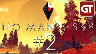Let's Play No Man's Sky PS4 #2 - No Man's Sky Gameplay German / Deutsch