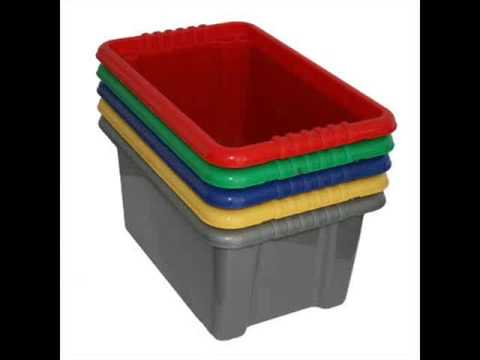 Ideas Of Storage Boxes & Baskets | Plastic Storage Containers