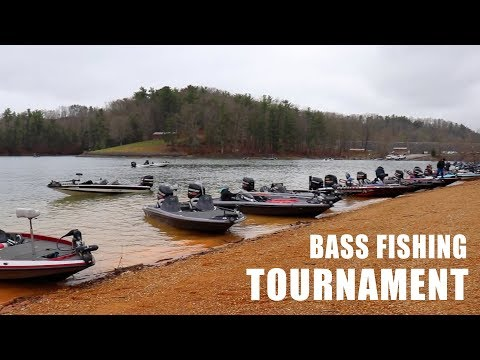 My First Vlog... A Fishing Tournament and Big News!