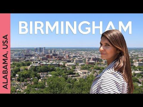 BIRMINGHAM, ALABAMA Civil Rights Movement | Vlog 1
