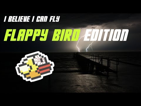 I belive i can fly ! (Flappy Bird Edition)