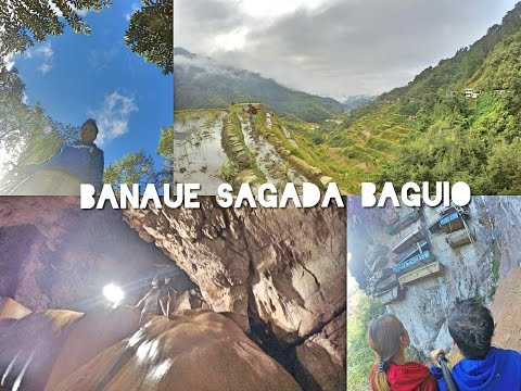 Banaue Sagada Baguio Tour Package - Haystack Life
