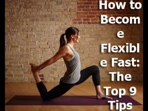 how to become flexible fast 2018 - Must Watch this awesome video- Bella Health Advise