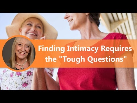 Finding Intimacy Requires Us to Ask the