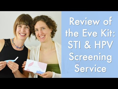 Review of the Eve Kit: Personal Health HPV & STI Screening Service