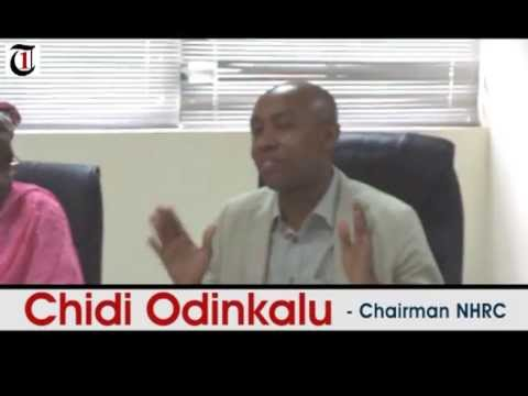 Remove politics out of insecurity - Odinkalu