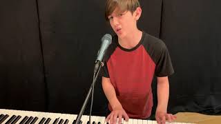 Vinnie Naccarato  - Singer - 12 years Old