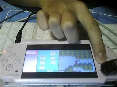 NDS Emulator For PSP (New)